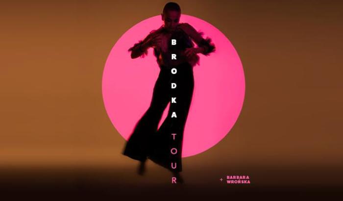 Brodka Tour koncert we Wrocławiu