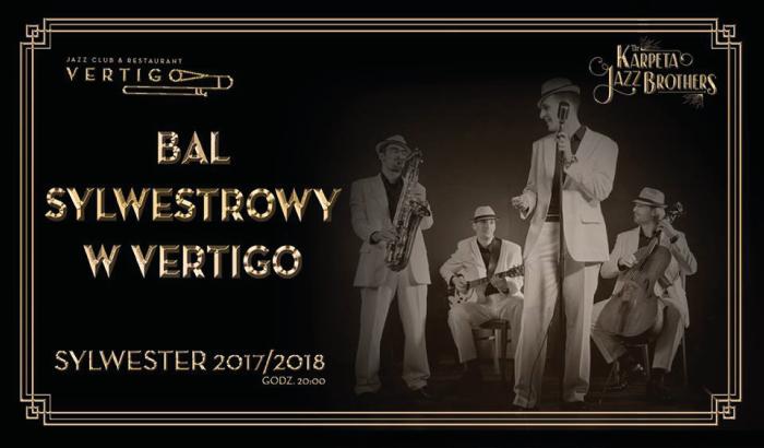 Bal Sylwestrowy w Vertigo | Sylwester 2017/2018 we Wrocławiu