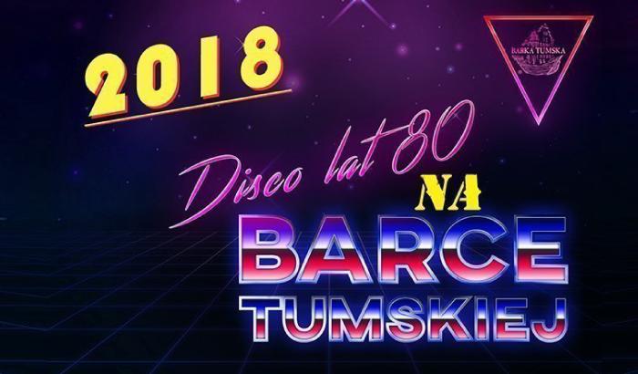 Sylwester na Barce Tumskiej - Disco lat 80 | Sylwester 2017/2018 we Wrocławiu