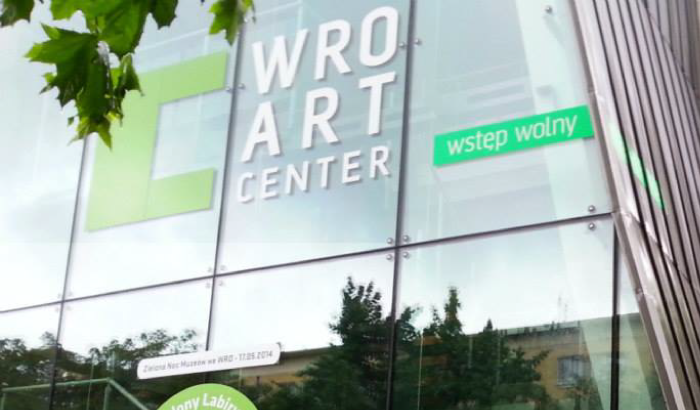 Centrum Sztuki WRO / WRO Art Center