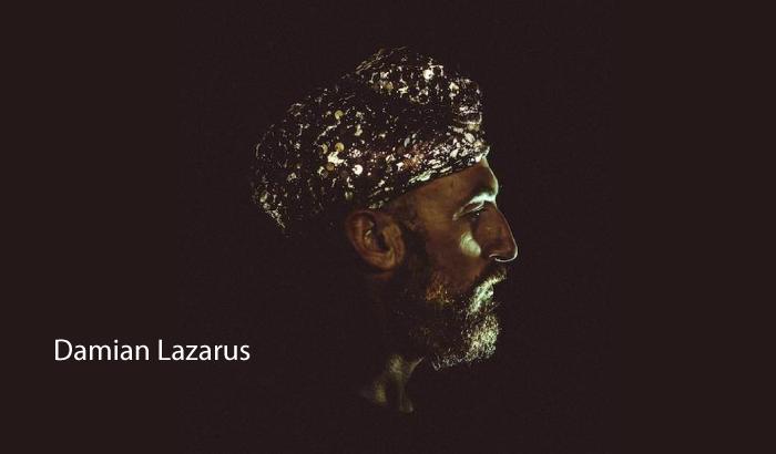 Damian Lazarus w Porcie Miejskim