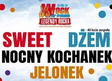 wROCK for Freedom - Legendy rocka 2019