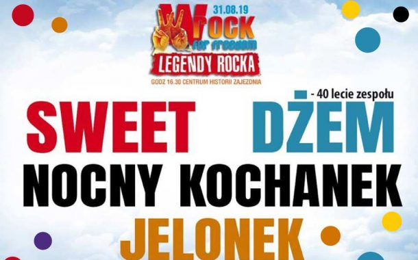 wROCK for Freedom - Legendy rocka 2019