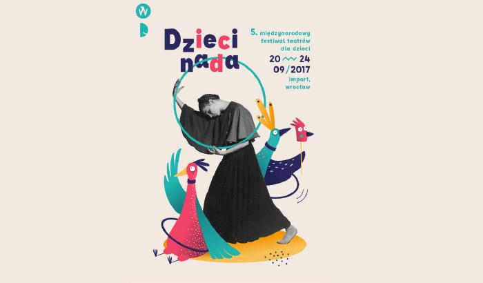 """5. Międzynarodowy Festiwal Teatrów dla Dzieci """"Dziecinada"""""""