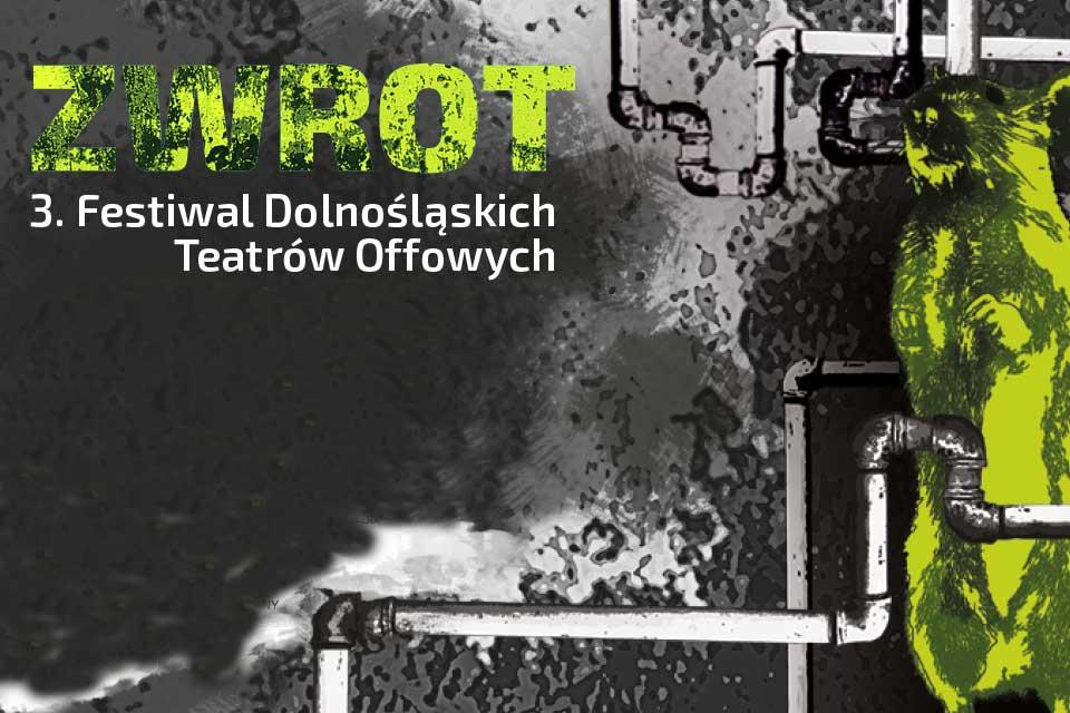 ZWROT | Festiwal Dolnośląskich Teatrów Offowych