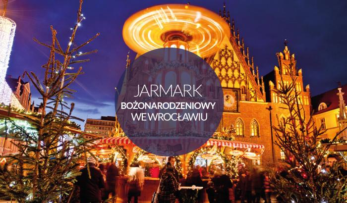 Jarmark Bożonarodzeniowy 2017 we Wrocławiu