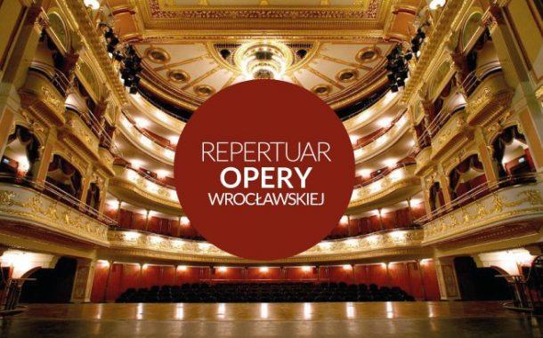 Opera Wrocławska | repertuar na listopad