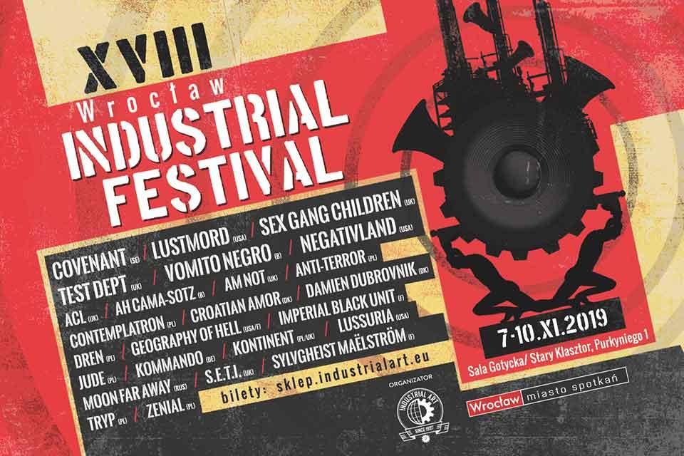Wrocław Industrial Festival 2019