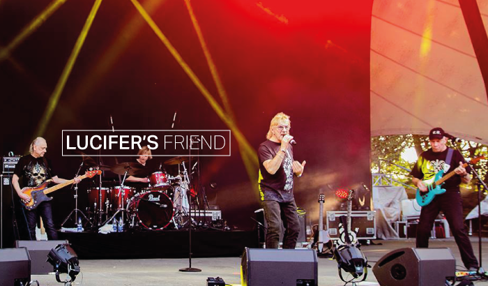 Lucifer's Friend | koncert