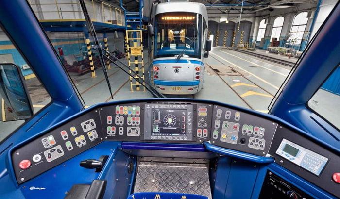 Dzień Otwarty MPK Wrocław w zajezdni tramwajowej