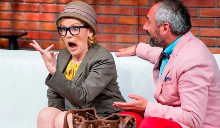 Przekręt (nie)doskonały - czyli kto widział Pannę Flint? | spektakl | bilety