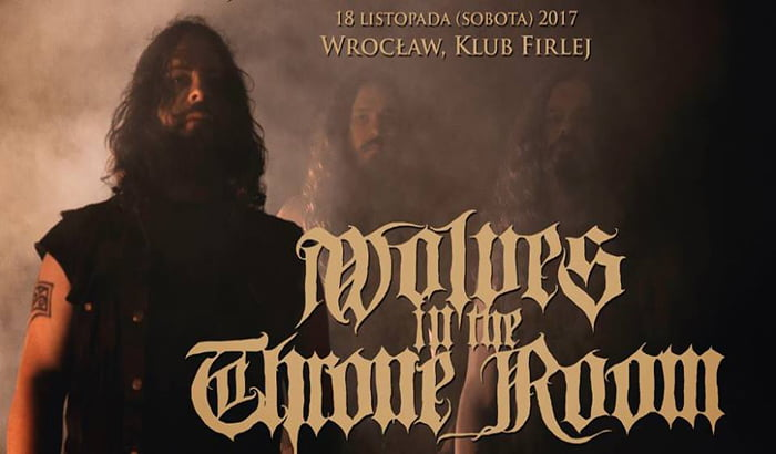 Wolves In The Throne Room | koncert