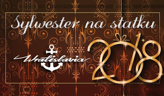 Sylwester na statku Wratislavia | Sylwester 2017/2018 we Wrocławiu