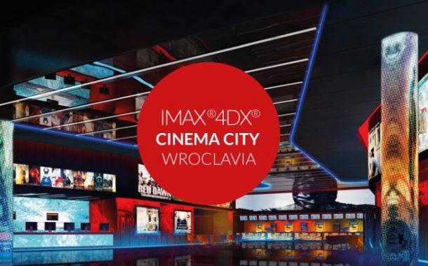 Cinema City Wroclavia - IMAX Wrocław | 4DX