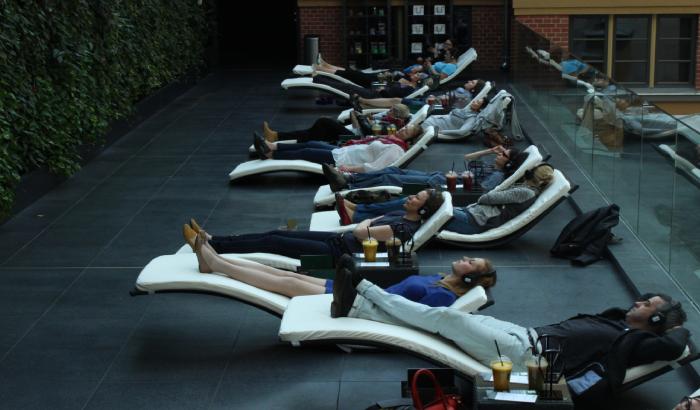 Strefa relaksu | Uspokój się, jesteś w teatrze