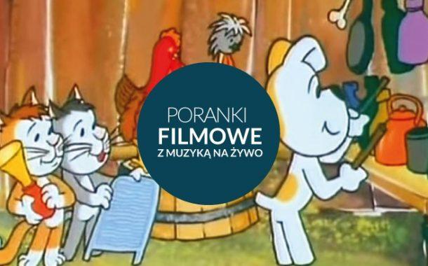 Filmowe poranki i Jazz morning kids | Poranki jazzowe z muzyką na żywo