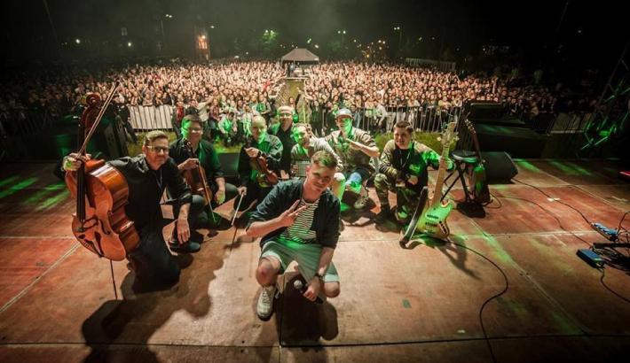Pawbeats live band | koncert + goście (Kali, VNM, Te-Tris, Marcelina, Masia)