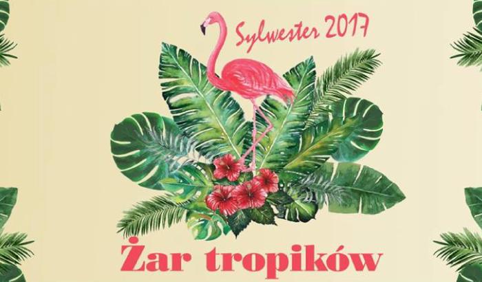 Żar tropików. Sylwester w Klubogalerii Szajba | Sylwester 2017/2018 we Wrocławiu
