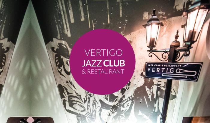Vertigo Jazz Club & Restaurant | program na marzec i kwiecień
