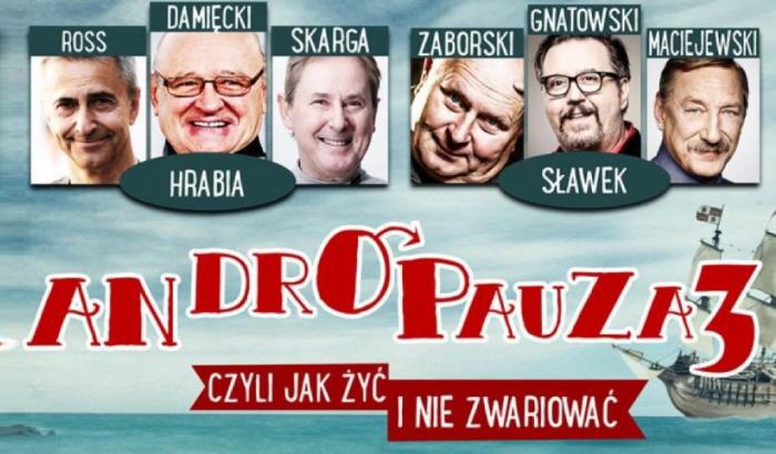 Andropauza 3 - czyli jak żyć i nie zwariować!