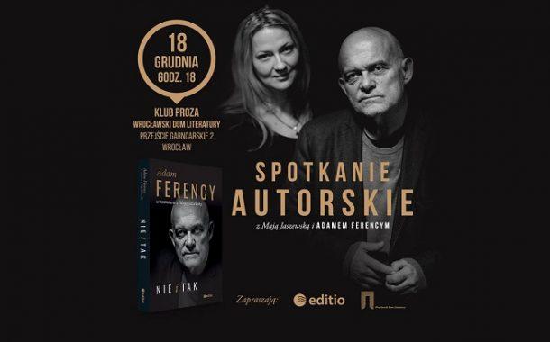 Wrocławski Dom Literatury i Klub Proza zaprasza