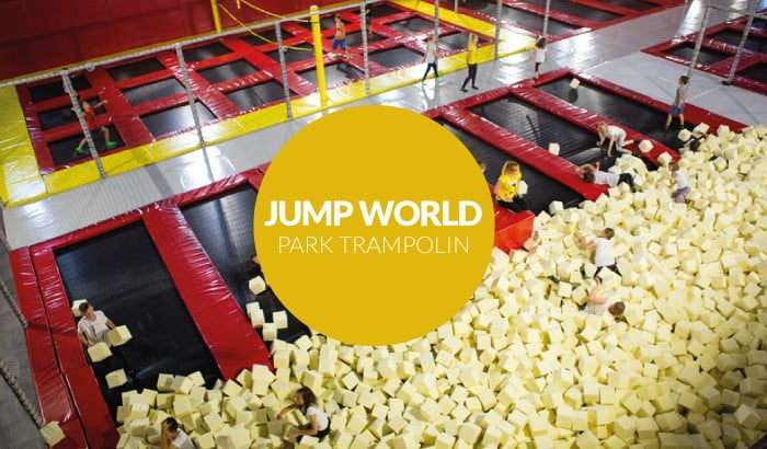 JumpWorld Park Trampolin