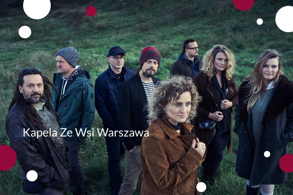 Kapela Ze Wsi Warszawa | koncert (Wrocław 2019)
