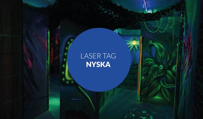 Laser Tag Nyska - LaseroweCentrum Rozrywki