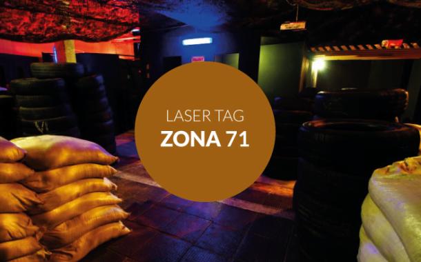Laser Tag Zona 71 - LaseroweCentrum Rozrywki