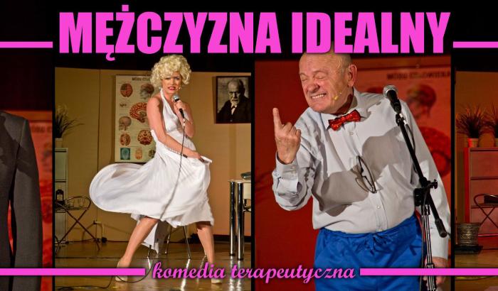 Mężczyzna Idealny - komedia terapeutyczna | Wrocław