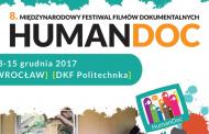Międzynarodowy Festiwal Filmów Dokumentalnych HumanDOC | Wrocław