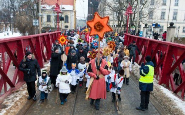 VIII Wrocławski Orszak Trzech Króli
