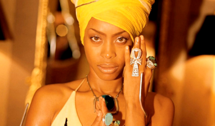 Tribute to Erykah Badu