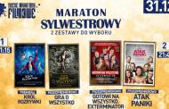 Maraton Sylwestrowy w kinie Helios | Sylwester 2017/2018 we Wrocławiu
