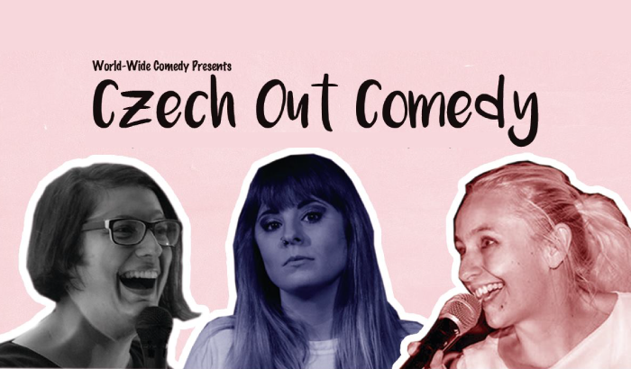 Czech Out Comedy