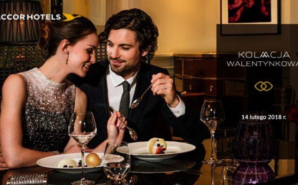 Kolacja Walentynkowa w hotelu Sofitel Wroclaw