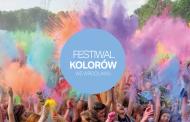 Festiwal Kolorów 2018 we Wrocławiu