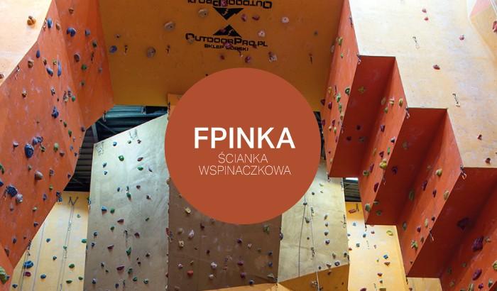 Fpinka - Ścianka Wspinaczkowa
