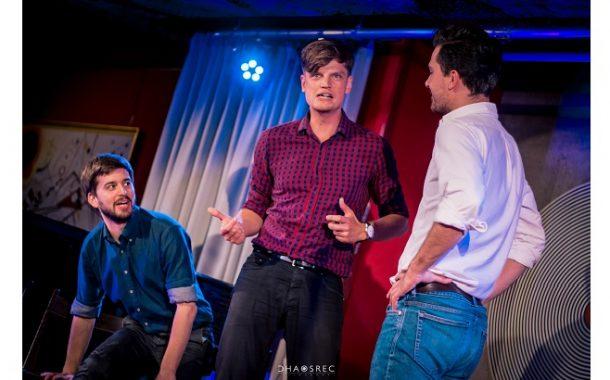Teatr improwizacji Improkracja | repertuar na kwiecień i maj
