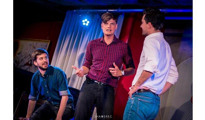 Teatr improwizacji Improkracja | repertuar na styczeń i luty