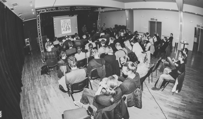 Klub Realizatorów Filmowych - 40 pokaz KRF