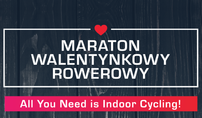 Walentynkowy Maraton Rowerowy