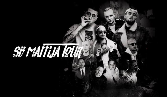 SB Maffija Label Tour | koncert (Wrocław 2018)