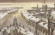 Sergei Tchoban. Kontrastowa harmonia miasta | wystawa