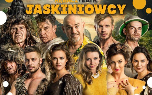 Jaskiniowcy | spektakl (Wrocław 2019)