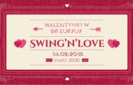 Swing'n'Love - Swingowe Walentynki 2018