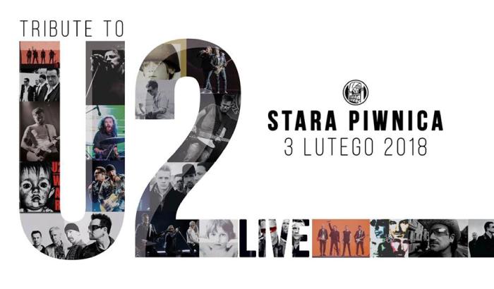 Gitarowe Przeboje Wszech Czasów - Tribute to U2