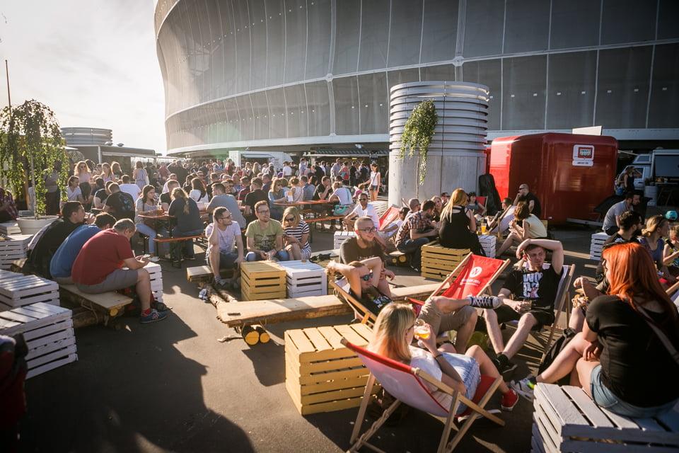 fot. Wrocławski Festiwal Dobrego Piwa 2018