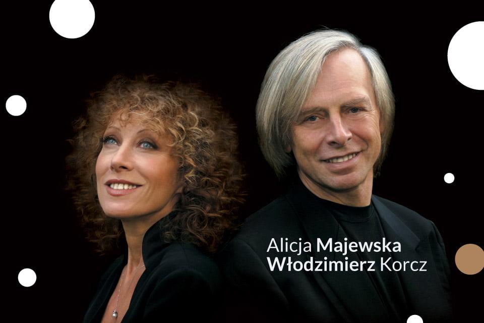Alicja Majewska i Włodzimierz Korcz | koncert (Wrocław 2019)