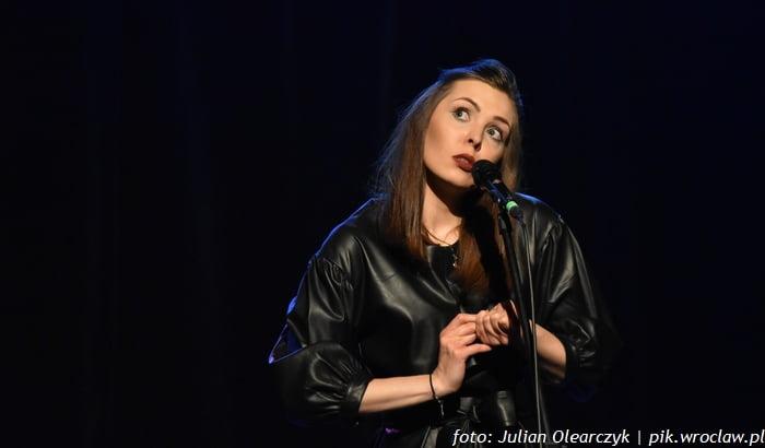 Julianna Grabowska przed premierą | wieczór w Imparcie